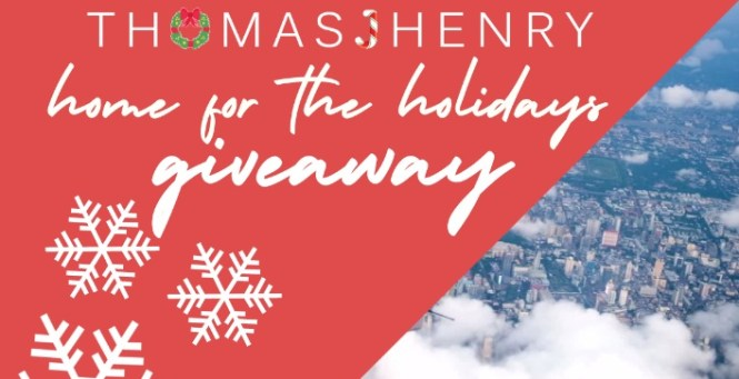 Thomas J. Henry Home For The Holidays Giveaway