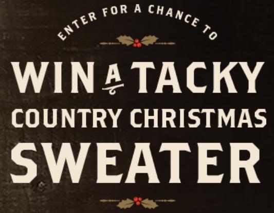 Treasury Wine Estates Americas Company The Beringer Bros Tacky Sweater Sweepstakes