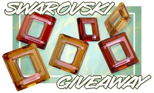 Two Swarovski Fancy Stone Factory Packs Giveaway