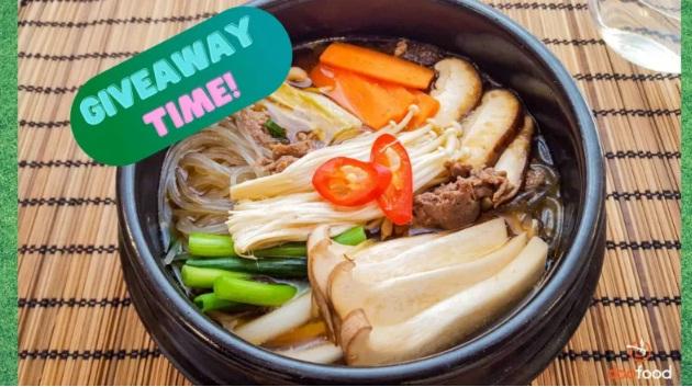 Best Of Korea Doofood Korean Meal Kit Giveaway
