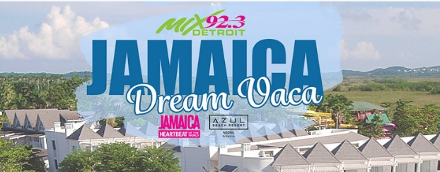 Mix 92.3 Jamaica Dream Vaca Sweepstakes