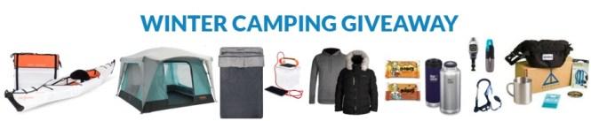 Nomadik Winter Camping Giveaway
