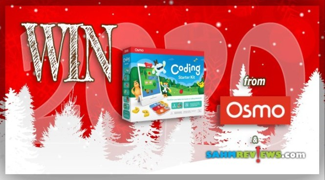 OSMO Coding Starter Kit Holiday Giveaway