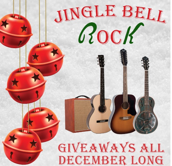 The Music Link Jingle Bell Rock Giveaway
