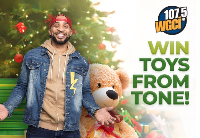 iHeartMedia And Entertainment $1000 For Your Kids To Win Toys From Tone Contest