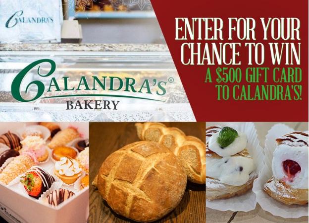 iHeartMedia And Entertainment Calandra Holiday Contest