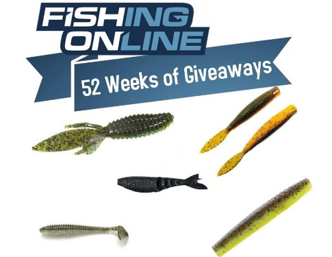 Fishing Online Weekly Giveaway