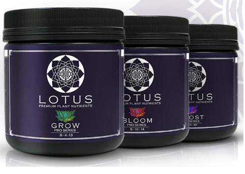 Lotus Nutrients Starter Pack Giveaway
