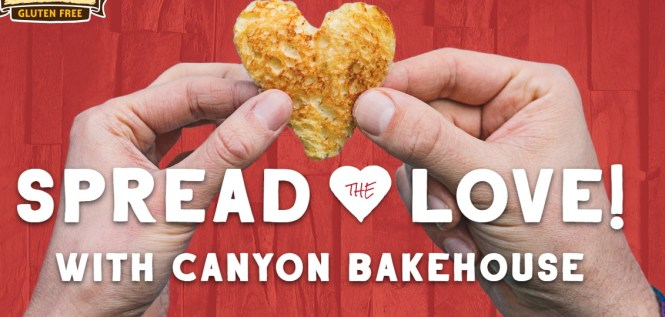 Flowers Bakeries Canyon Bakehouse Spread The Love Sweepstakes