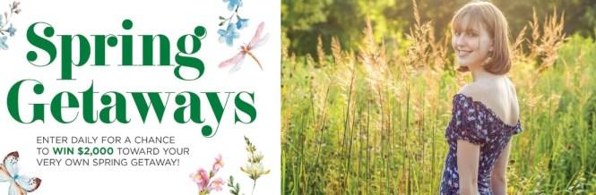 Meredith Corporation Midwestliving.com Spring Getaways Sweepstakes