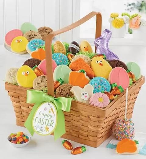Kudosz Hoppy Easter Gift Basket Giveaway