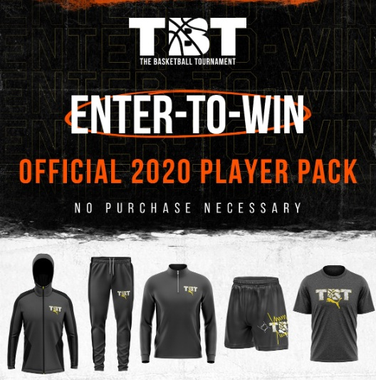 TBT 2021 Enter-To-Win Giveaway