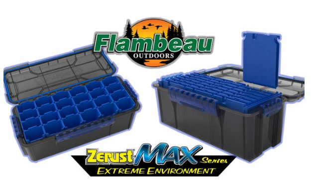 Wired2Fish Flambeau Crank Bank And Blade Krate Giveaway