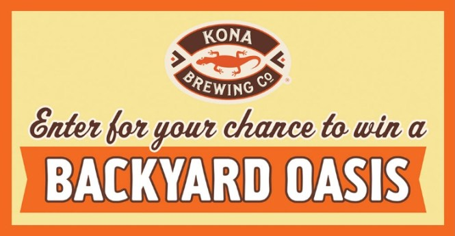 Anheuser-Busch Switch Into Kona Mode Sweepstakes