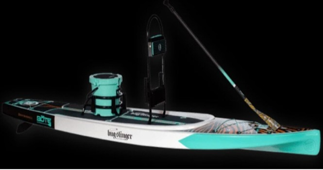 Bote Bugslinger Fly Gear Fishing Giveaway