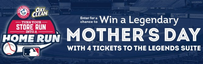 Church And Dwight Legendary Mother Day Sweepstakes