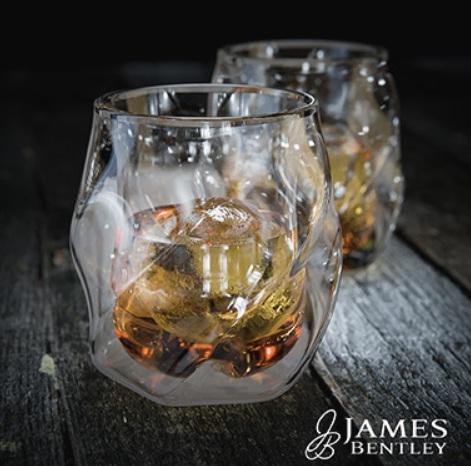 James Bentley Whiskey Glass Giveaway