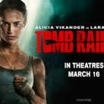 Free Tomb Raider Blu-ray Sweepstakes – Win $359.90 Combo Pack