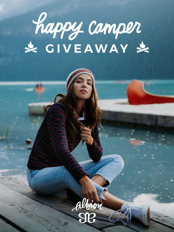 Happy Camper Sweepstakes