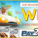 Just Because It's June Giveaway – Win $150 Gift Card