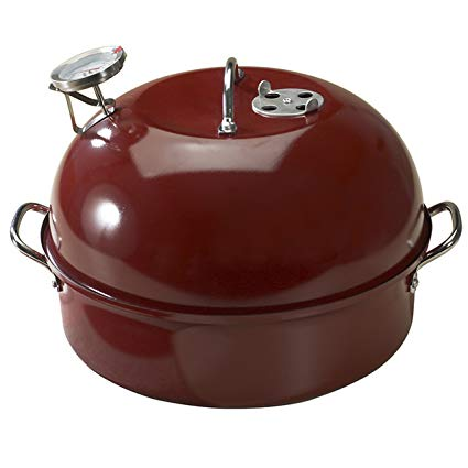 Nordic Ware Indoor/Outdoor Kettle Smoker Giveaway