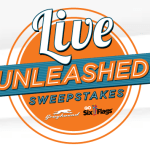 Six Flags Live Unleashed Sweepstakes – Win $2,400 VIP Tour