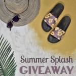 Summer Splash Giveaway – Win $200 Pair Of Chooka Boots