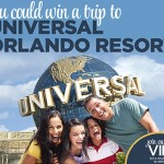 Universal Orlando Resort Summer Sweepstakes – Win $3,677.32 Trip