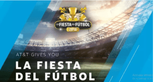 Win La Fiesta Del Futbol Box – AT&T Futbol Fiesta Box Sweepstakes