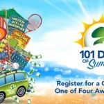 101 Days Of Summer Super Giveaway Days Sweepstakes – Win A Lottery Prize Pack