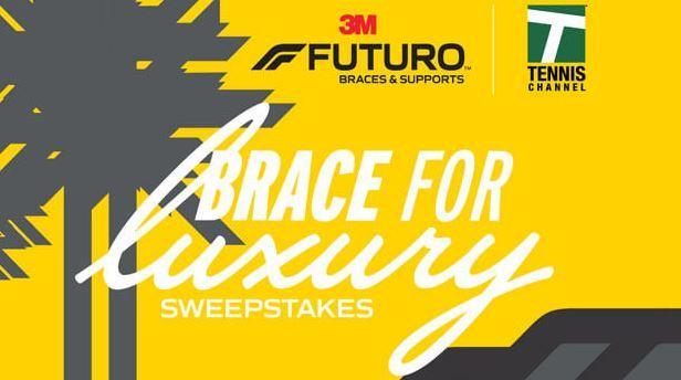 3M FUTURO Brace for Luxury Sweepstakes