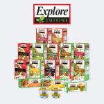 Explore Cuisine Giveaway – Win $100 Explore Cuisine pastas