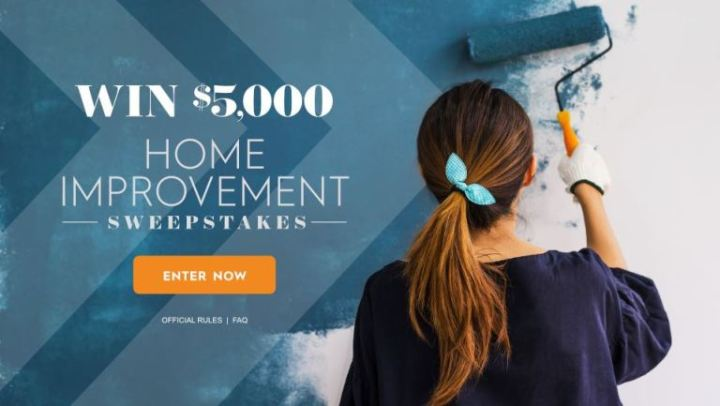 Family Circle Home Improvement Sweepstakes