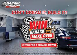 Garage Makeover Contest