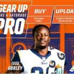 Gear Up Like A Gatorade Pro Instant Win Game – Win Gift Cards
