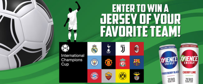 ICC Team Jersey Sweepstakes
