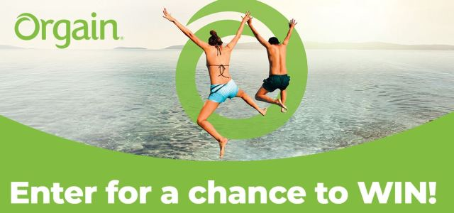 Orgain Extend Your Summer Sweepstakes