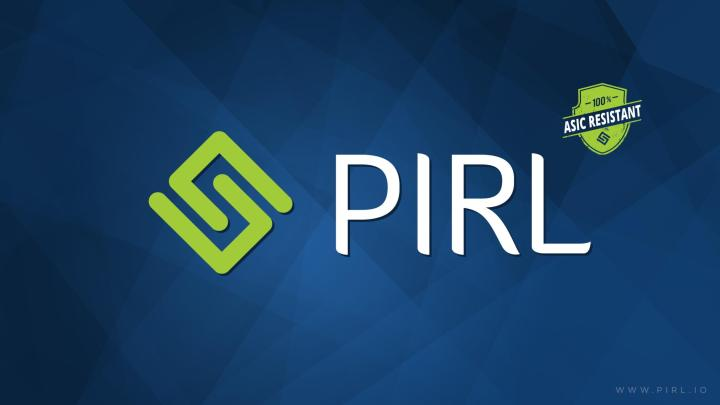 Win PIRL Crypto Coins