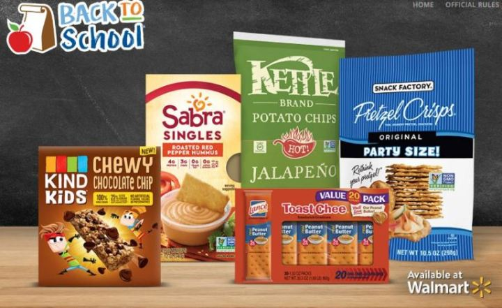 Back To School At Walmart Sweepstakes 2018