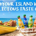 Fuzebev Summer Sip & Scan Sweepstakes – Win A Island Hop with FUZE Trip package