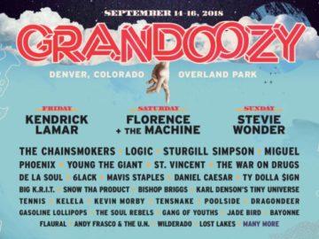 Grandoozy Festival Flyaway Sweepstakes