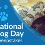 La-Z-Boy National Dog Day Sweepstakes – Win $2,000 A Piece Of La-Z-Boy Furniture