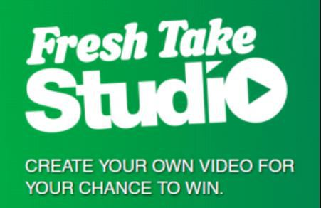 Newport Fresh Take Studio Instant Win Sweepstakes