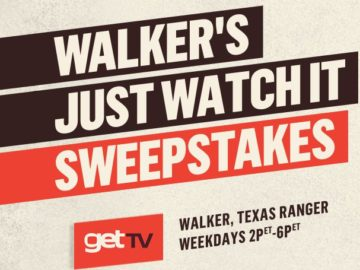 Walker's Just Watch It Sweepstakes - Win Prizes