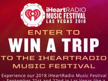 Win A Trip To The iHeartRadio Music Festival