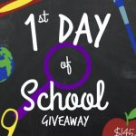 Celebrate Going Back To School With A Giveaway – Win a Back to School prize pack