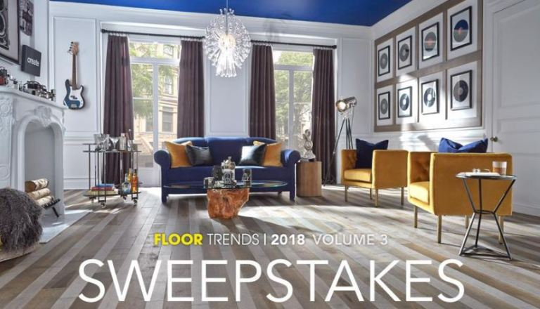 Lumber Liquidators Floor of the Season Sweepstakes