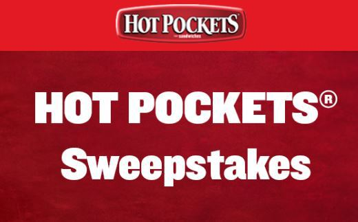 Nestlé USA Hot Pockets 2018 Sweepstakes