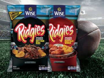 Wise Foods Ridgies Sweepstakes