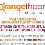 iHeartRadio Music Festival Flyaway Sweepstakes – Win A Trip to Las Vegas, NV